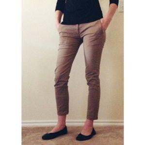 Khakis by GAP Size 00 - Work Pants Trousers